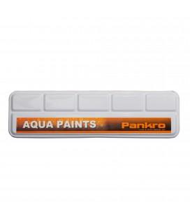 Paleta Aqua paint 6 tonos