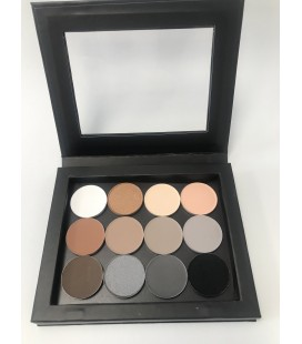 NEUTRAL  Eye Shadow Palette 12 colors