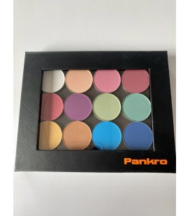 GLOW  Eye Shadow Palette 12 colors